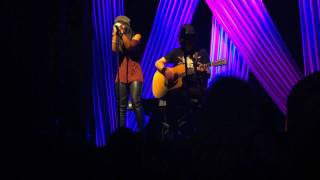 Fefe Dobson - In Your Touch - June 25, 2010 - NYC - Lifebeat
