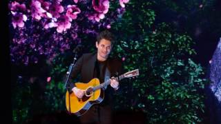 John Mayer   Free Fallin'   New York City 04 05 2017