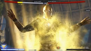 Injustice 2 - Black Canary vs Doctor Fate (Story Battle 14) [HD]