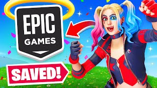 Epic just *SAVED* Fortnite!