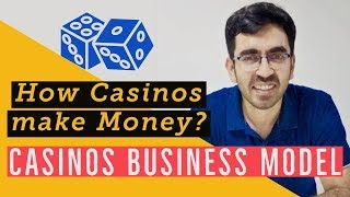 कैसे कमाते हैं CASINO पैसे ? Casino Business Model | Why casinos never lose money ?