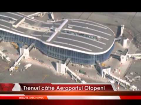Trenuri catre Aeroportul Otopeni