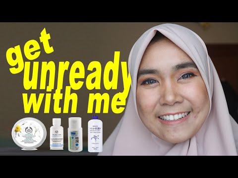 Get Unready With Me - referensi selama WFH ~Valentina Iskandar ...