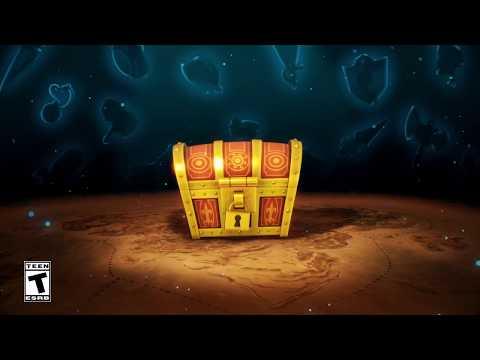 Видео № 1 из игры Snack World: The Dungeon Crawl - Gold [NSwitch]