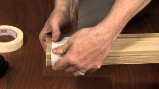 Cutting a Horizon Folding Door