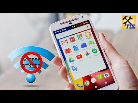 Block internet access any Apps on Android (Without root)