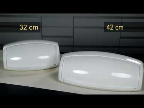 Кутия за хляб Тescoma 4food 32x24 cm