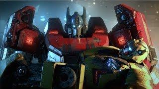 Transformers Fall of Cybertron Full Movie All Cutscenes