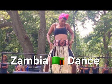 African Dance: Makossa and Ndombolo with Inga Kim