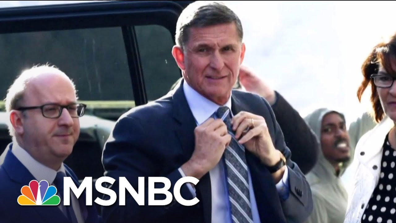 What Does Michael Flynn's Guilty Plea Mean For Donald Trump? | MTP Daily | MSNBC thumbnail
