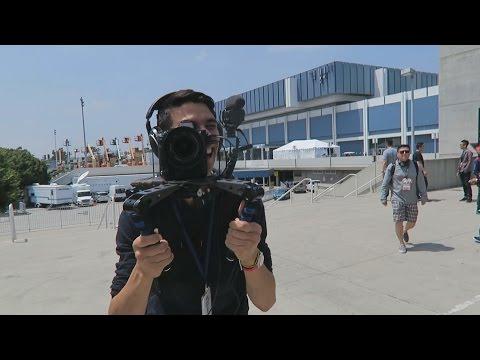 Dan The CameraMan! E3 Vlog Day 2!