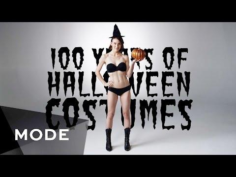 Thời Trang Qua 100 Năm: Trang Phục Halloween