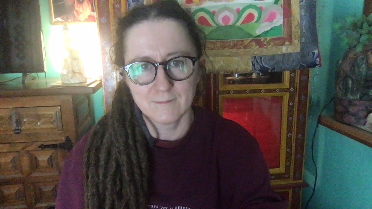 Lama Gangchen Tantric Self-Healing 2- Commentary by Lama Caroline - part 67 (EN)  Amogasiddhi