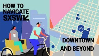 Everything You Need to Know About Getting Around Downtown During SXSW. | Kholo.pk