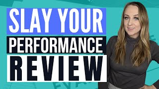 PERFORMANCE REVIEW TIPS FOR EMPLOYEES | How to Prepare for a Performance Review