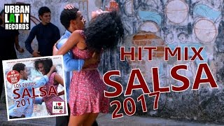 SALSA HIT MIX 2017 - SALSA VIDEO MIX 2017 (1H VIDEO HIT MIX) SALSA ROMANTICA 2017