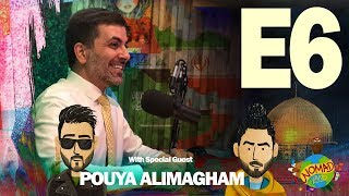 Pouya Alimagham - Iran + The Middle East + Religion | Nomadland #6