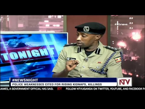 NEWSNIGHT: Police spokesperson on the rampant kidnaps