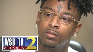 Rapper 21 Savage wants kids to put brains before bullets in anti-violence program