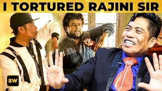 PETTA: How I Tortured Rajini Sir ? - Rajini's Shocking Reply - Reveals Stunt Master Peter Hein