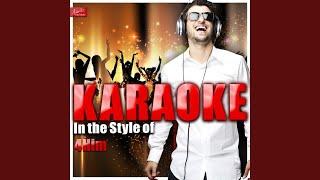 Surrender (In the Style of 4Him) (Karaoke Version)