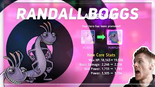 RANDALL BOGGS UPGRADING   Disney Heroes Battle Mode