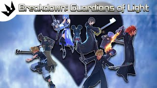 Breakdown: Guardians of Light ~ Kingdom Hearts 3 Analysis