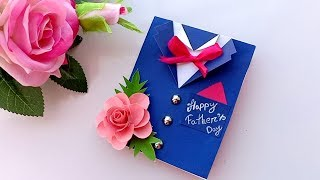 DIY Card For Fathers Day// Fathers Day Card Idea
