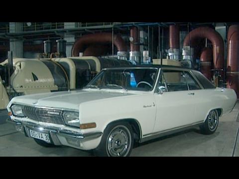 Opel Diplomat / Admiral / Kapitän