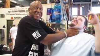 Tommy 'Tiny' Lister Jr. Zeus, Deebo Fan Wrestling Promo