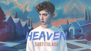 Troye Sivan - HEAVEN (Lyrics - Sub Español)