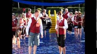 preview picture of video 'Cold Water Challenge 2014 - Hellwegmusikanten Erwitte'