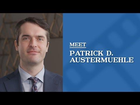 video thumbnail Meet Patrick D. Austermuehle | Patrick Austermuehle