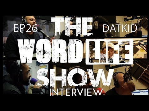 Datkid Interview on The Wordlife Show hosted by Krazy EP26 @dhackmedia