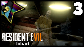 DADDY, NO! || Resident Evil 7 with ShanBear #3