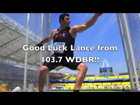 Lance Brooks Interview 103.7 WDBR