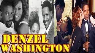 EL EXTRAÑO MATRIMONIO DE DENZEL Washington ''SORPRENDENTE HISTORIA''