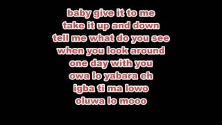 MAYORKUN-ELEKO (LYRICS VIDEO)