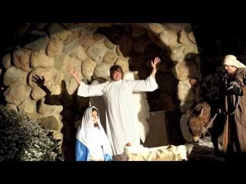 """Live Nativity"" Grand Rapids, Michigan"