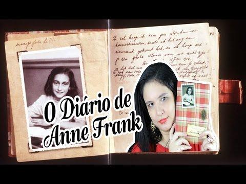 O Diário de Anne Frank | Aventura Literária | Resenha de Livro