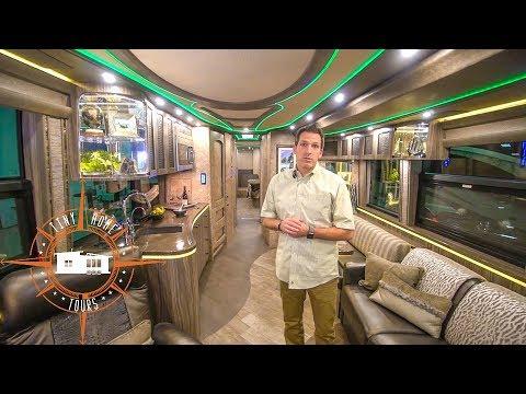 Tour of a $2.8 Million RV