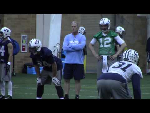 A tale of two Hills at quarterback for BYU — Taysom returns to practice 095511b0a