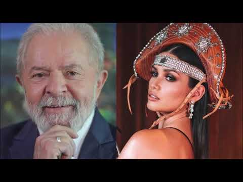 Lula começa a seguir Juliette, campeã do BBB21, nas redes sociais