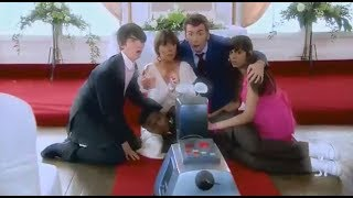 David Tennant As The Doctor In The Sarah Jane Adventures Part 2 - Highlights (2/2)