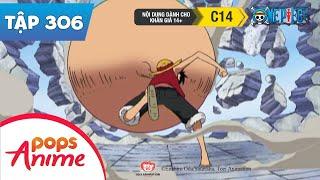 One Piece Tập 306 - Người Cá Bí Ẩn Xuất Hiện! Khi ý Thức Đang Mất Dần - Phim Hoạt Hình Đảo Hải Tặc