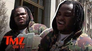 Rapper Tricks Our Camera Guy! | TMZ TV - Video Youtube