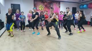 Zumba Fitness - Andrei Osanu - Cumbia - Hey Alicia