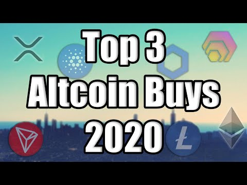 What cryptocurrency will explode 2020