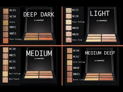 Conceal And Correct Palette by MAC #2