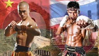Buakaw Banchamek vs Yi Long - June 6, 2015
